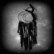 Image of Crescent Moon Dreamcatcher II
