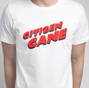 Image of Citizen Cane tee