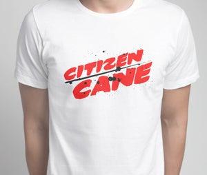 Image of Citizen Cane splatter tee