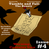 Image of Tumble & Fall Issue 4