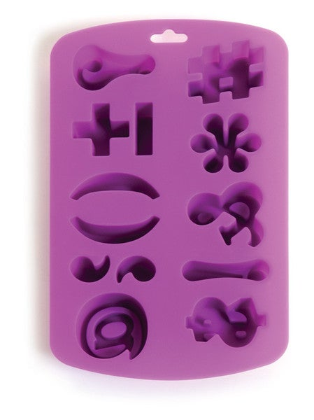 Image of Silicone Symbol Tray