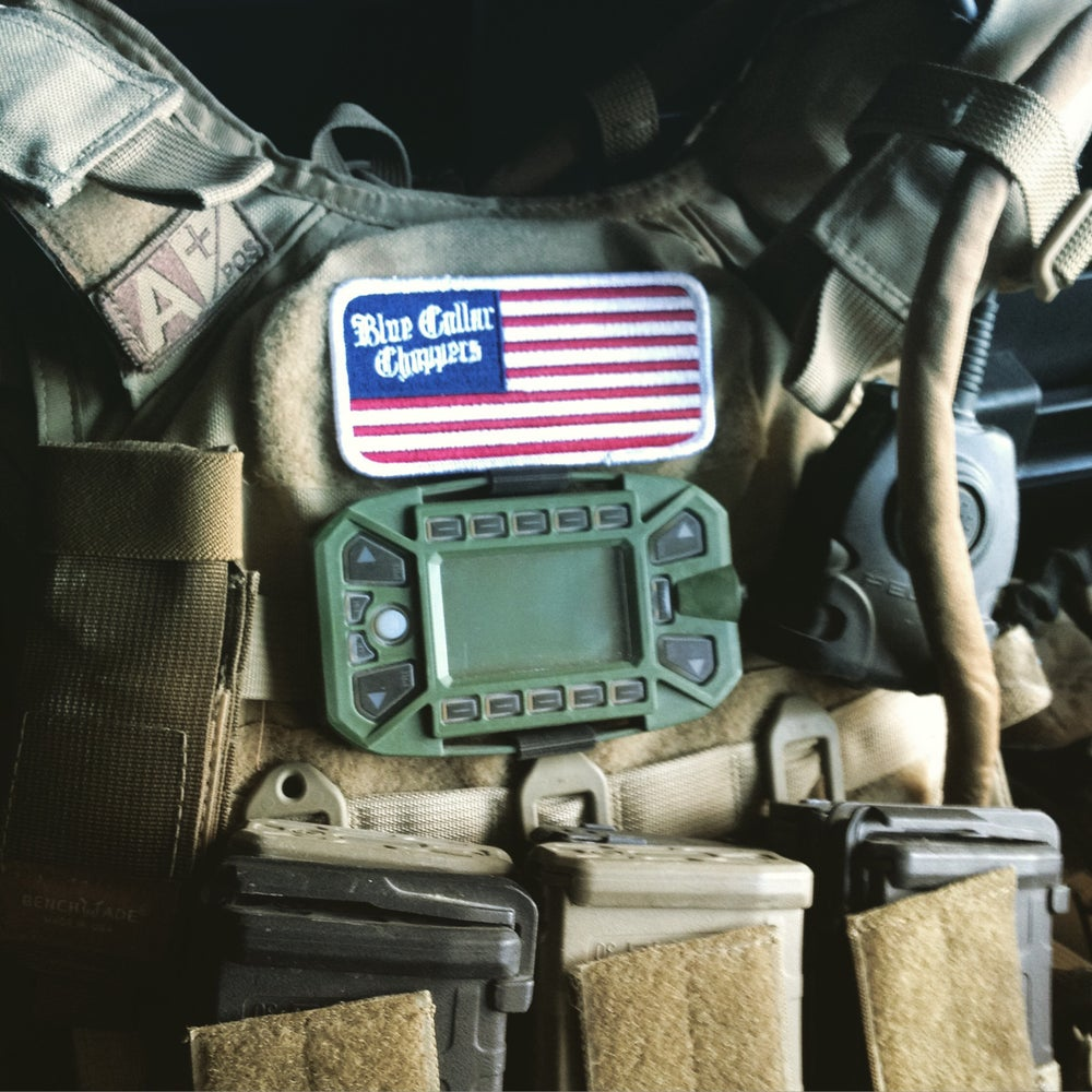 Image of Fighting for Freedom patch