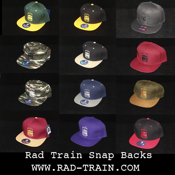 Image of Rad Train Hats