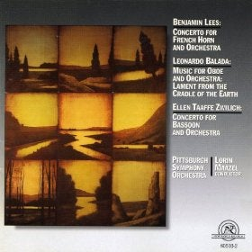 Image of Concertos for Bassoon, Oboe and French Horn