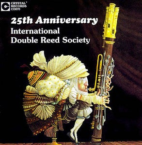 Image of 25th Anniversary: International Double Reed Society