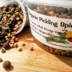 Image of Organic Pickling Spice