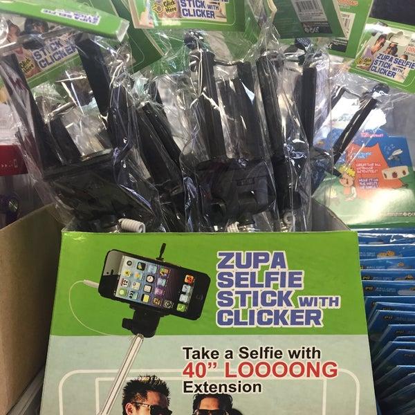 Image of Selfie Sticks