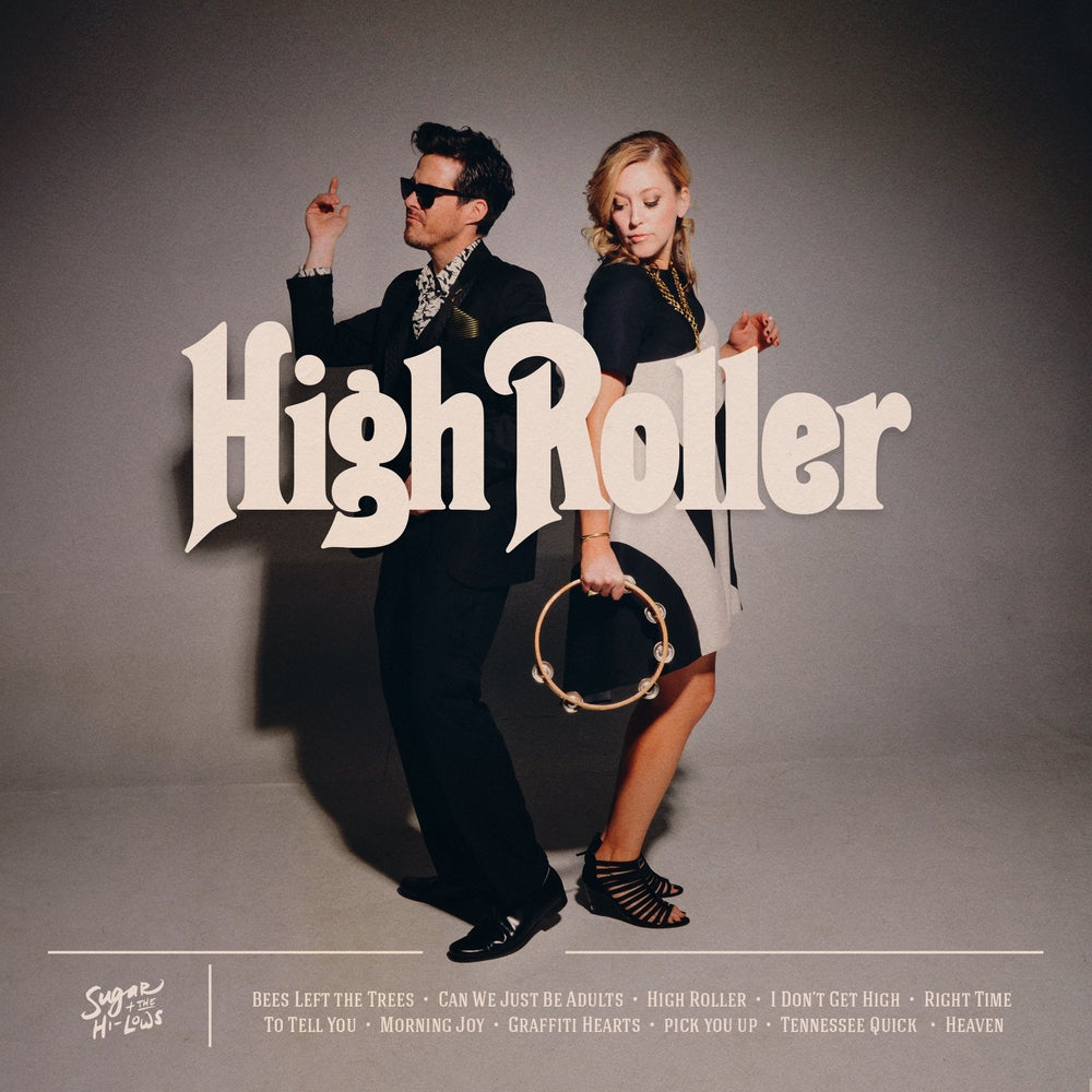 Image of HIGH ROLLER CD