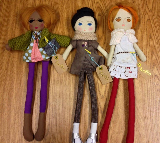 Image of Tuesday 8th September 6pm: Heirloom Dolls