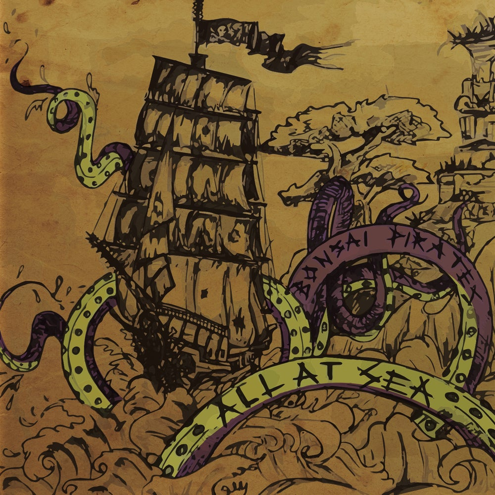 Image of All at Sea (CD)