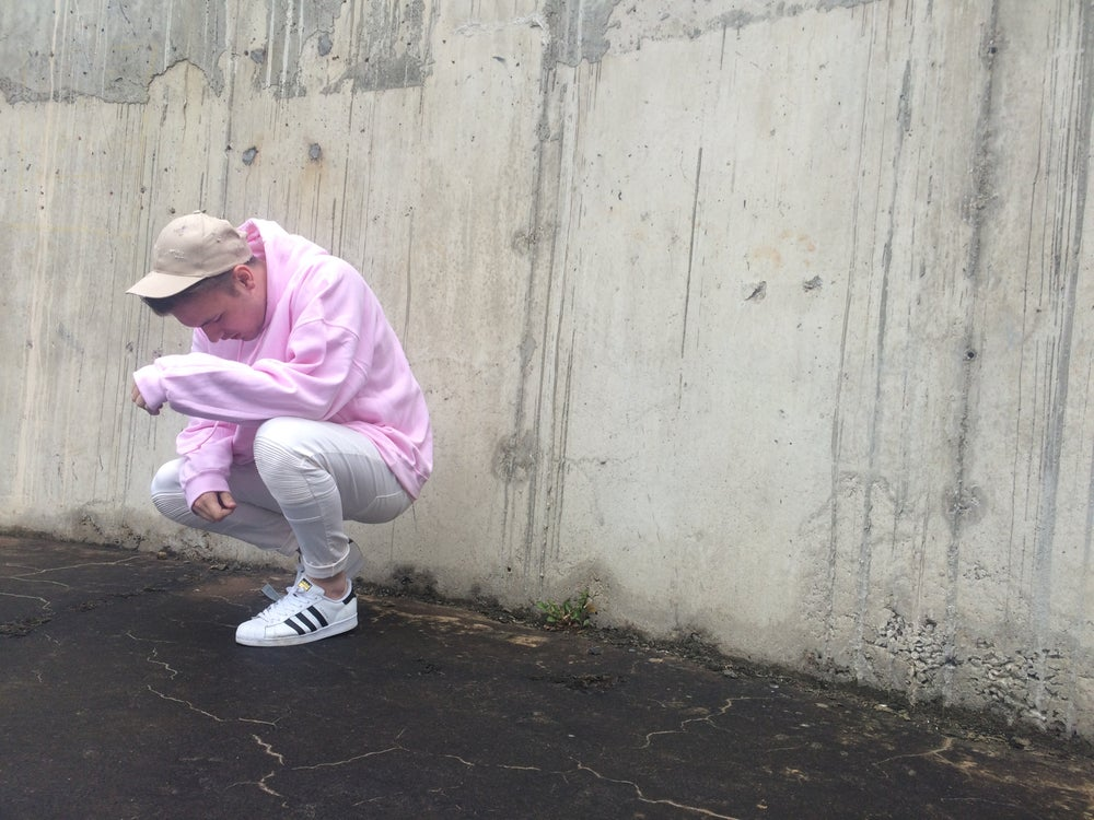 Image of Pullover Hoodie // Candyfloss