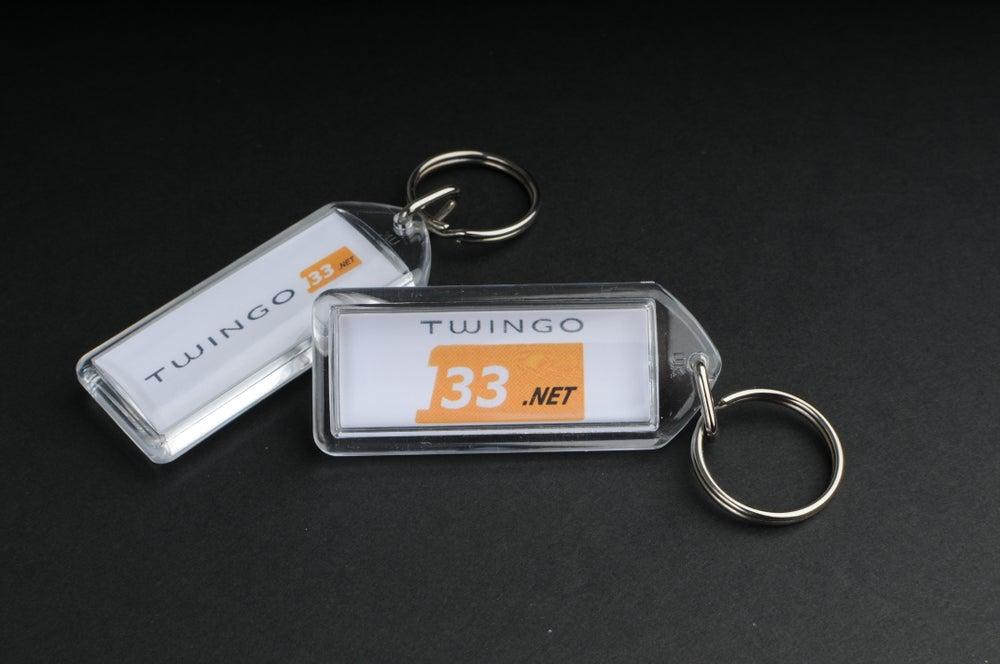 Image of Twingo133.net Keyring