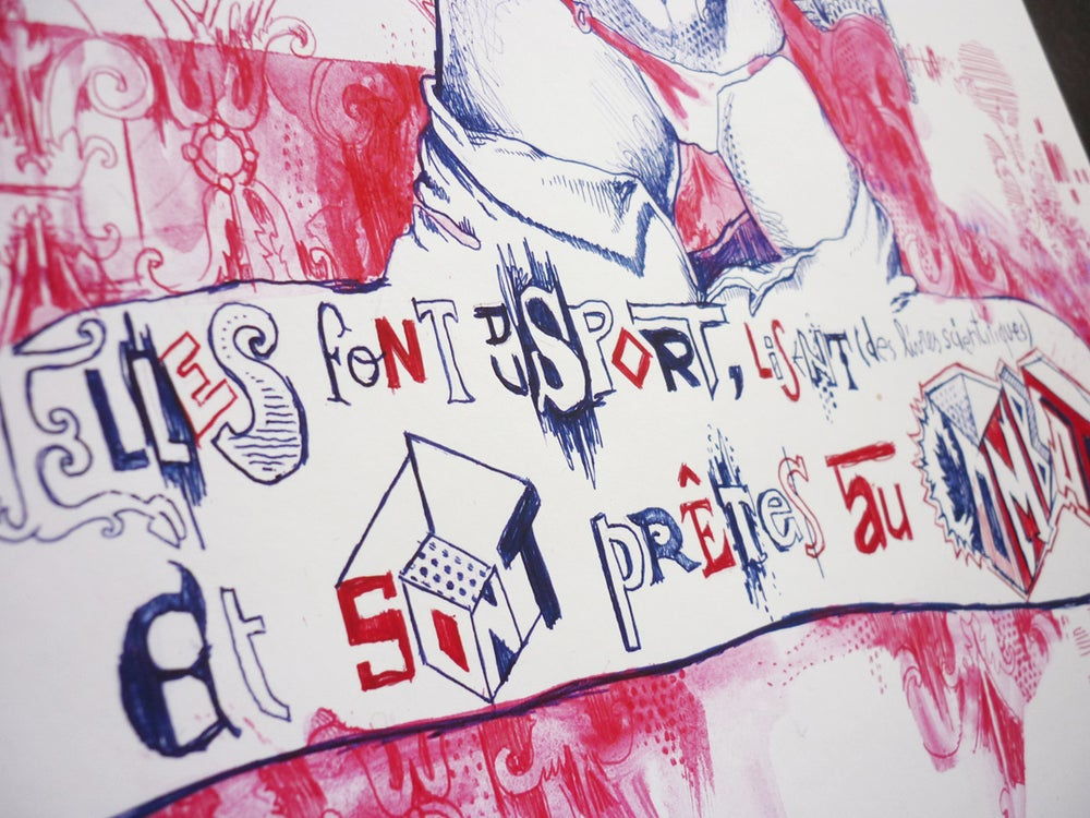 Image of LES FEMMES MODERNES