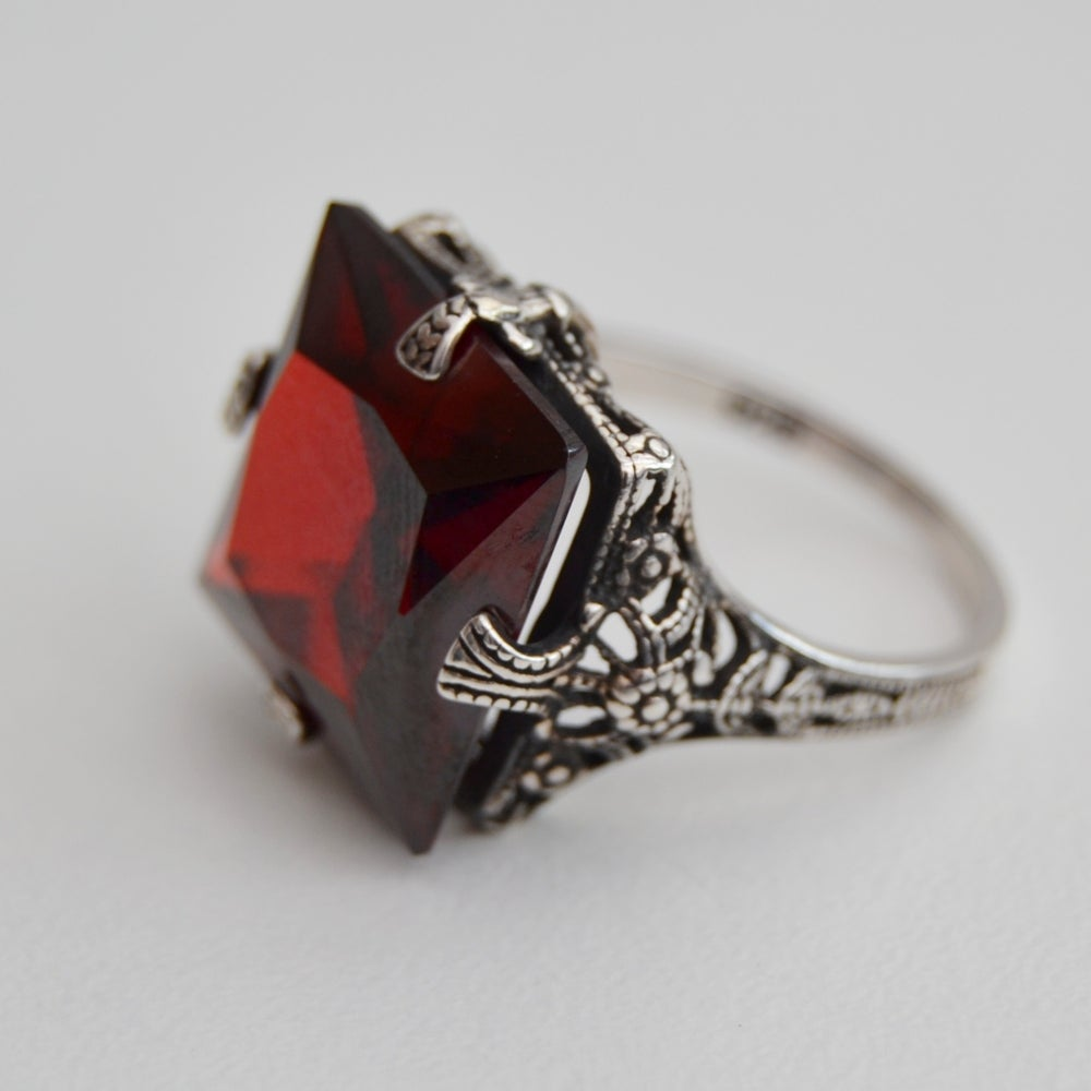 Image of Stones Collection - Ruby Tuesday Ring