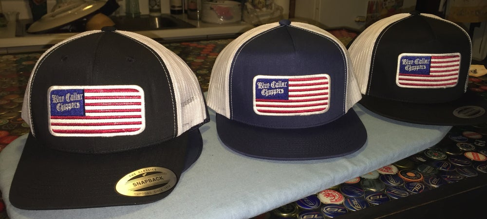 Image of Fighting for Freedom Trucker Hat