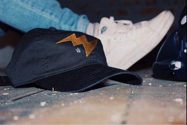 Image of Gaudy Gods Baseball Cap [Black]