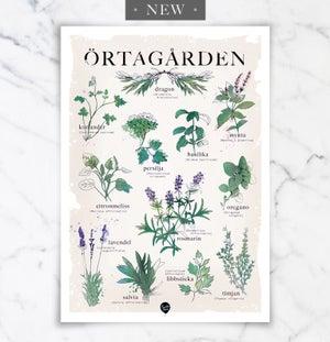 "Image of ""Urtehagen"" / ""Örtagården"""