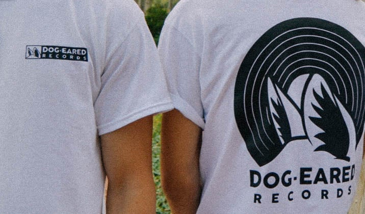 Image of Dog-Eared Records Shirt
