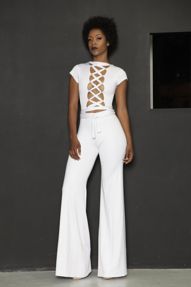 Image of PR Angelica Houston Jumpsuit