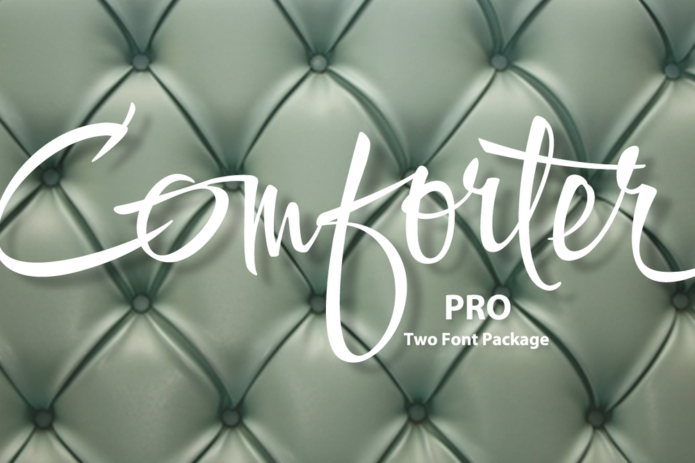 Image of Comforter Pro Bundle