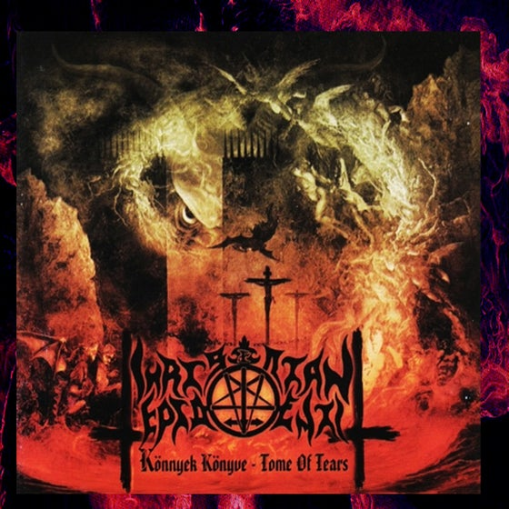 Image of Christian Epidemic ‎– Könnyek Könyve / Tome Of Tears  2005 double cd