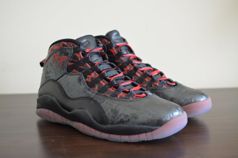 Image of Nike Air Jordan 10 Doernbecher