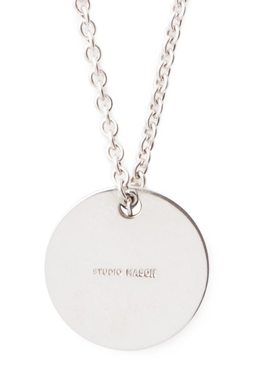 Image of LUCK N LOVE Necklace Big Coin