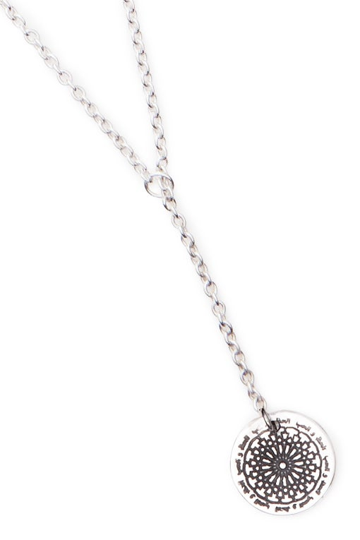 Image of LUCK N LOVE Necklace Small Coin
