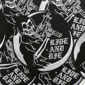 Image of Ride And Die Patch