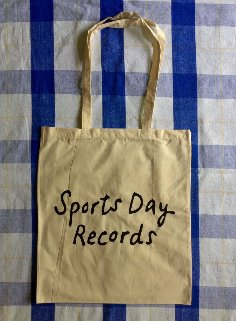 Image of Sports Day records - Tote Bag