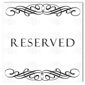 Image of Reserved for Kirstin