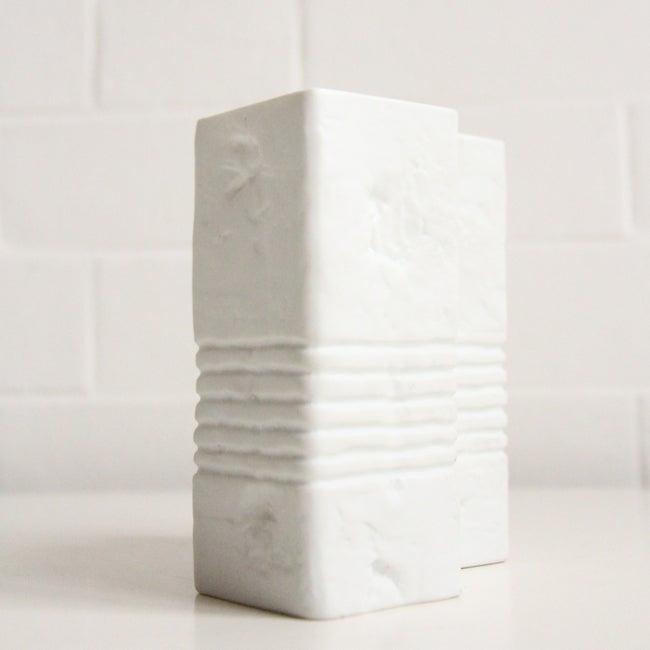Image of Bisque vase