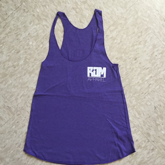 Image of RoM Apparel Women's Racerback Tank *multiple colors*
