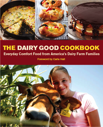 Image of Dairy Good Cookbook