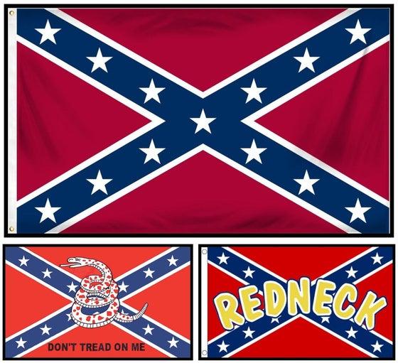 Image of Classic Confederate Flag