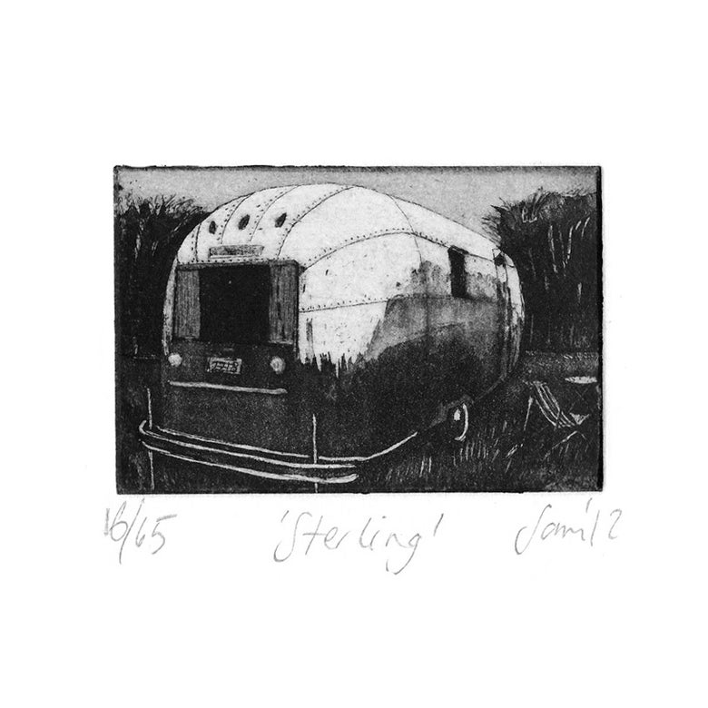Image of 'Sterling' - Etching