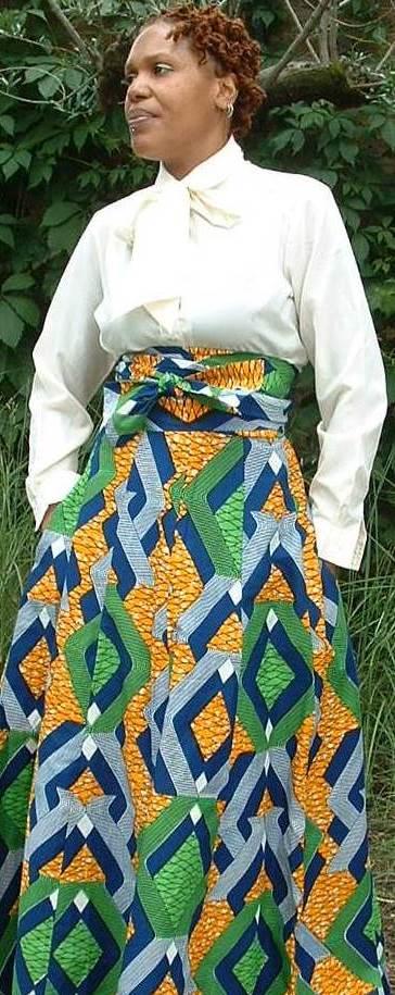 Image of Olalade Maxi Dress (3) (Worn In 5 Ways)