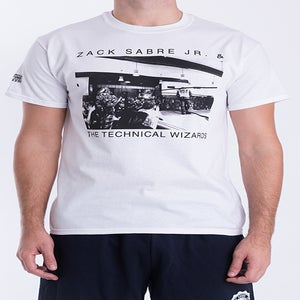 Image of Zack Sabre Jr. and the Technical Wizards T-Shirt (ZSJ/SPLX Collaboration #6)