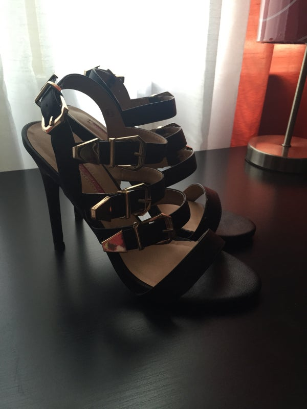 Image of Strappy Sandals