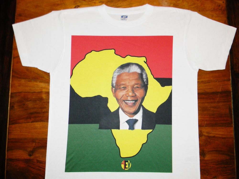 "Image of MANDELA ""4EV"""