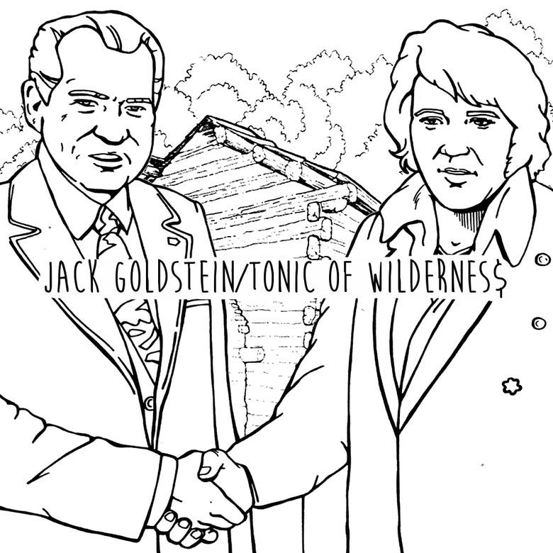 Image of Tonic Of Wilderness LP - Limited Vinyl