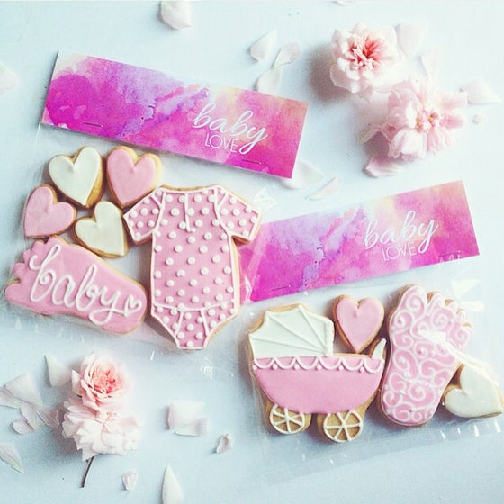 Image of Cookies - Baby Love