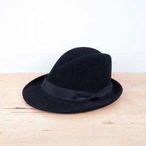 Image of Comme des Garcons Homme Plus - Stephen Jones Millinary Fedora Hat
