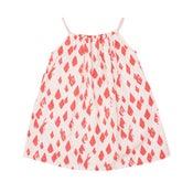 Image of Eltern DIY - Dress w/ String flamingo diamonds