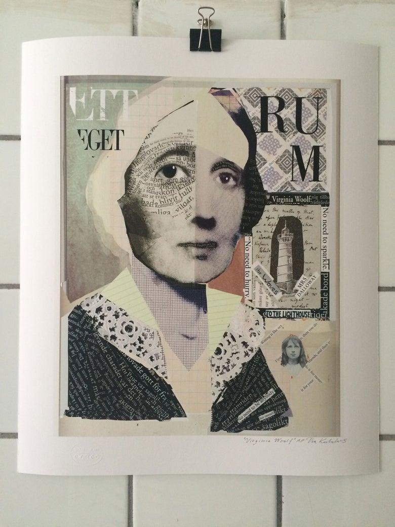 Image of Portrait /Virginia Woolf