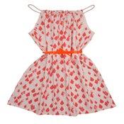 Image of Eltern DIY - Woman Dress w/ String flamingo diamonds