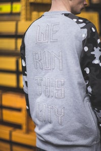 Image of RUN THINGS crewneck
