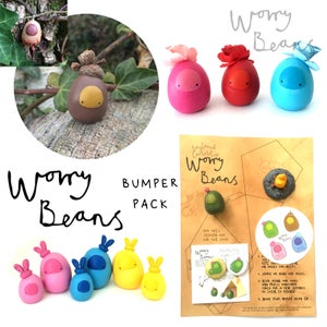 Image of Worry Bean Bumper Pack