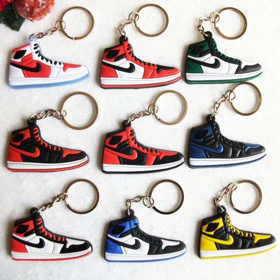 Image of Sneaker Turtles Keychain