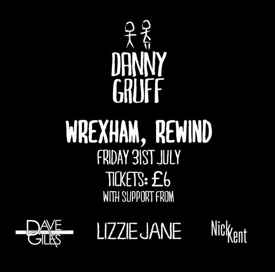 Image of Wrexham, Rewind, Ticket 31st July